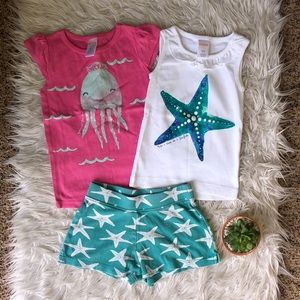 Shorts & Tank Top Bundle